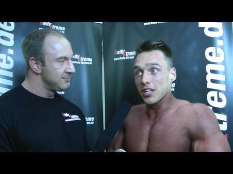 Lukas Ackermann Interview @ Deutsche Newcomer Meisterschaft 2017