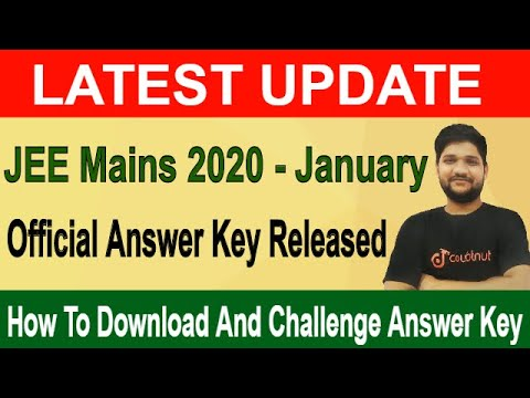 jee-mains-2020-january-answer-key-released-|-how-to-challenge-jee-main-2020-answer-key