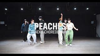 Justin Bieber - Peaches ft. Daniel Caesar, Giveon | CHAEKIT CHOREO CLASS l @대전 GB ACADEMY댄스 오디션 학원