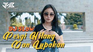 DJ SLOW - PERGI HILANG DAN LUPAKAN (DJ ACAN RIMEX)