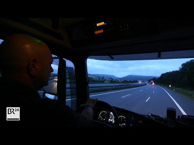 LKW-Fahrer verzweifelt gesucht - Ytube.Org Sverige