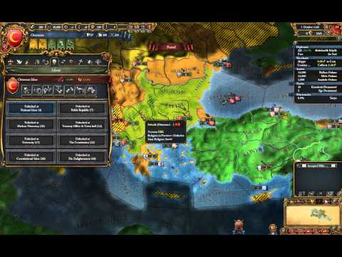 Europa Universalis IV: A Beginner's Guide