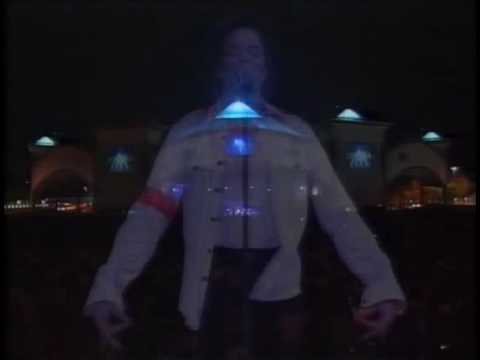 Michael Jackson - Earth Song Live In Royal Brunei 1996 HQ