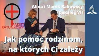 Jak pomóc rodzinom, na których Ci zależy ⭕➕ Alina i Marek Rakowscy