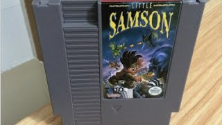 Fake Little Samson & Dinosaur Peak NES Carts Brought to Luna Game Store - #CUPodcast
