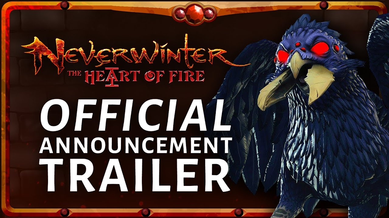 Neverwinter: The Heart of Fire featuring Acquisitions Incorporated Announcement Trailer