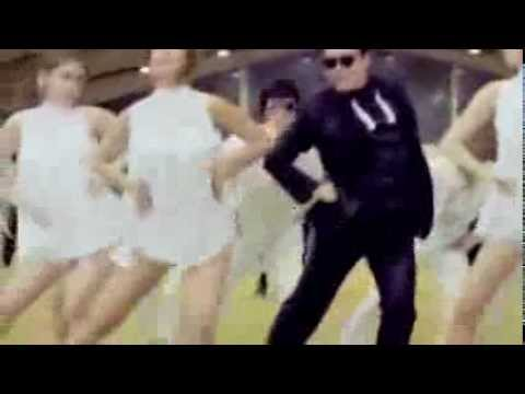 PSY - GANGNAM STYLE  WITHOUT MUSIC (Original Video HD)