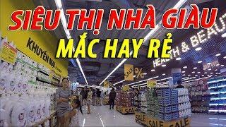 ĐỘT NHẬP siêu thị LANDMARK 81 shopping mall của NGƯỜI GIÀU SÀI GÒN như thế nào I cuộc sống sài gòn