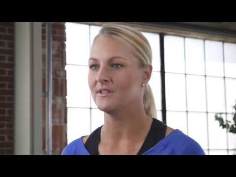 Welcome to Team SKLZ: Anna Nordqvist