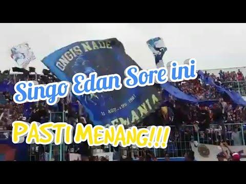 Ohh Aremaa, Sore Ini Singo Edan Pasti Menang !! Lagu/Chant Aremania Terbaru 2019