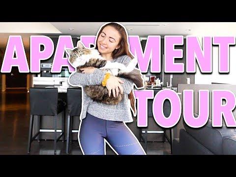 APARTMENT TOUR!!