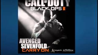 Avenged Sevenfold - Carry On (Call of Duty Black Ops II + download link