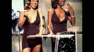 Mariah Carey & Whitney Houston - Triumphant on my own (DJ MichaelAngelo