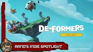 Deformers Review (Xbox One) | Rand's Indie Spotlight