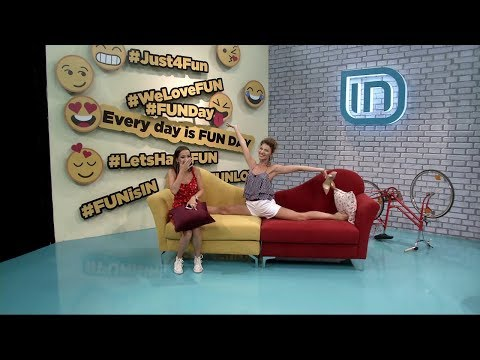 Isida Mollaymeri Në Fun Day 19/09/2018 | IN TV Albania