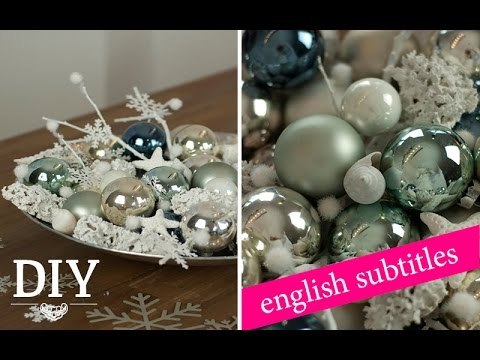 Weihnachtsdeko basteln beach look tutorial deko kitchen youtube - Youtube deko kitchen ...