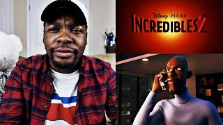 Why is Elastigirl so THICC!?!? Incredibles 2 Official Trailer REACTION | Jamal_Haki