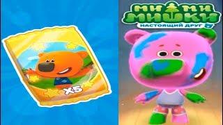 Ми-ми-мишки Настоящий ДРУГ #4 КТО раскрасил КЕШУ?! Детское видео Игровой мультик Let's play