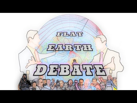 Flat Earth Debate 1075 M. Stone Toe Tag & After Party thumbnail