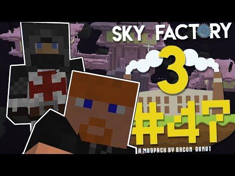 ADJATOK TEART! - SkyFactory 47