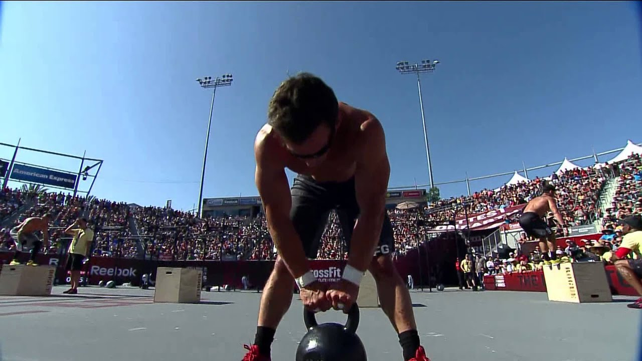 The End 1 2 3 Men 2011 Crossfit Games Youtube