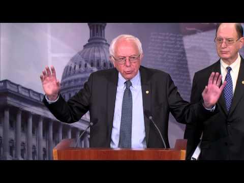 Sanders Plan to Break Up Biggest Banks