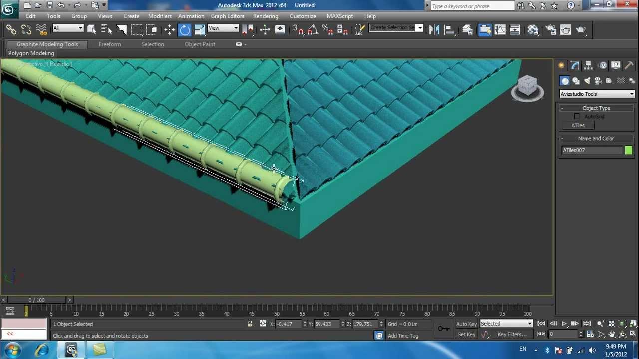 batzal roof designer 3ds max 2014 скачать