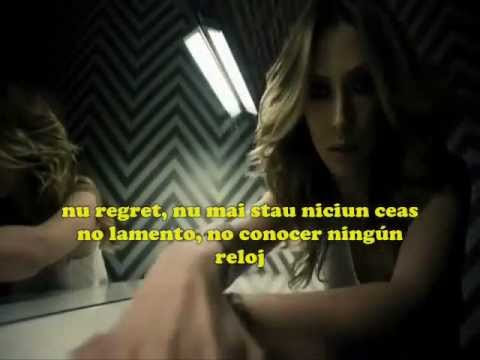 Dj Project feat Adela Popescu -Bun Ramas subtitulada al español