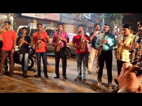 Mal De Gulaal Mohe Holi Song||Kala Shrungar Brass Band