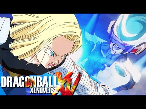 Dragon Ball Xenoverse Gameplay - ANDROID 18 TRAINING LEVEL 2 - (Xbox One) E107 | Pungence