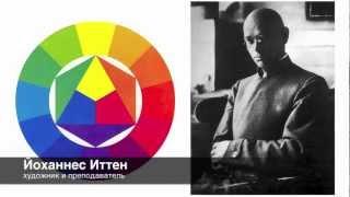 Цветовой круг: Как построить цветовой круг по Иттену