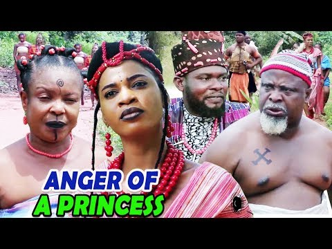 Anger Of A Princess Full Movie - {New Movie} 2019 Latest Nigerian Nollywood Movie ll HD