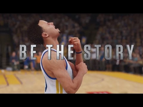 NBA 2K16 Stephen Curry Beyond the Shadows Trailer!