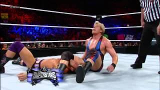 WWE Superstars 05.07.2012 - Zack Ryder vs. Jack Swagger