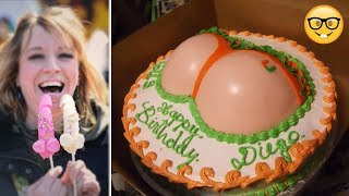 Funny Weird Cakes That will Make you Laugh | Weird Naughty Cake Ideas | Global Facts