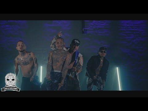 MARA ft. B-Raster, Menace, Miclo - 🦇La Madrugada🦇 (Video Oficial)