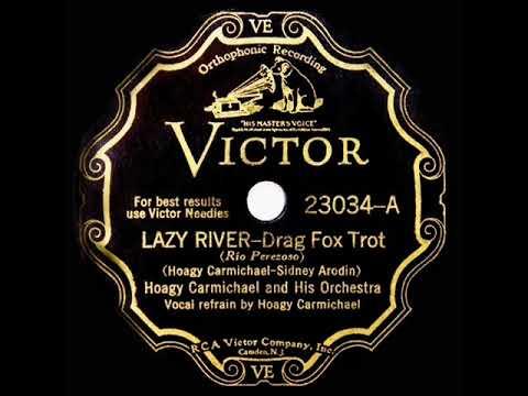 Music video Hoagy Carmichael - Lazy River