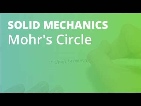 Mohru0027s Circle | Solid Mechanics