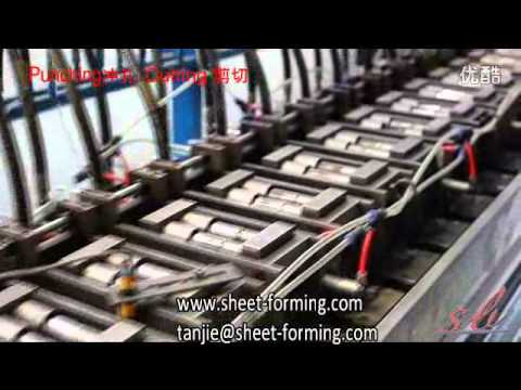 Ceiling T Bar Production Line, Tee Grid Roll Forming Machine