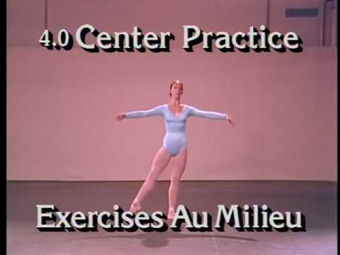 The Video Dictionary of Classical Ballet Disc One 4/5
