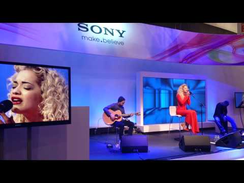 Rita Ora - How We Do - Live At Sony VIP Party @ MWC 2013