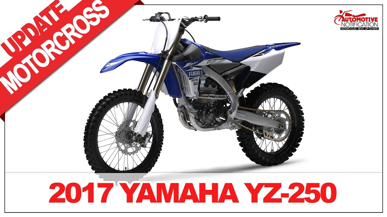 2017 Yamaha YZ250 2 Stroke Price Specification Review