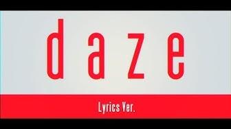 じん ft.メイリア from GARNiDELiA / daze【OFFICIAL MUSIC VIDEO】