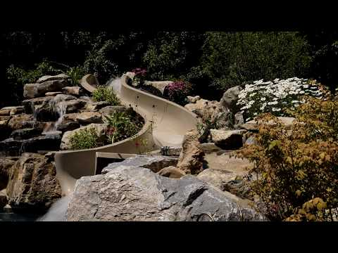 Another gorgeous oasis by B&B Custom Pools!