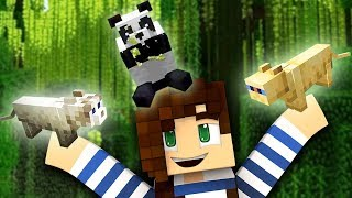 Pandas, Foxes & Stray Cats Added To Minecraft | StacyPlays' Minecon Reaction