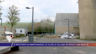 Yvelines | À Montigny-le-Bretonneux, le club le Village se refait une beauté