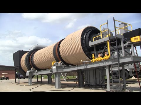 Frac Sand Dryers - Vulcan® Drying Systems