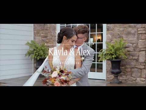 Kayla \u0026 Alex's Wedding Highlights