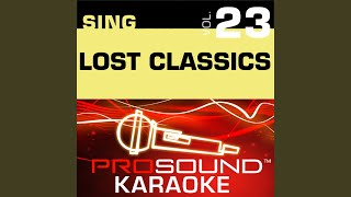 All I Really Want to Do (Karaoke with Background Vocals) (In the Style of The Byrds)
