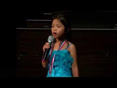 NCM Idol contest singers ages 5-6 NCM Music Festival 2018